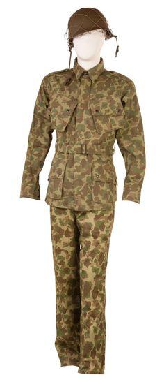 WW2 US Marine Corps Paratrooper full uniform package
