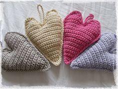Barevná srdce