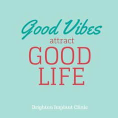 #goodvibes attract #goodlife