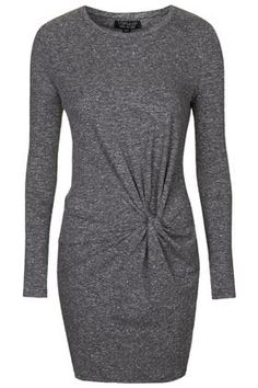 PIECES OF AUTUMN | TheChicItalian | 12 piece Fall wardrobe update - Topshop knotted mini dress