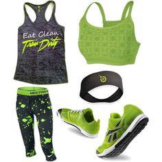 CrossFit Train Dirty WOD Wear  | Crossfit Apparel for Women. Look great and Feel Good while Crossfitting. A Wide Range of Crossfit Tank Tops| Singlets| Shorts| Sports Bra @ www.FitnessGirlApparel.com