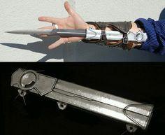 Assassins hidden weapon