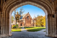 Blair Arch, Princeton University - http://andrewprokos.com/photos/locations/new-jersey/
