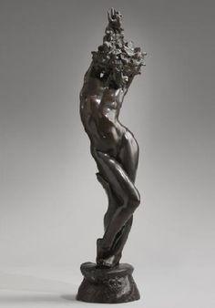 Isamu Noguchi - Isamu Noguchi's seminal full-figure sculpture Undine (Nadja) is…