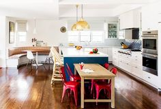 Home Tour: A Young Family's Soothing L.A. Home via @mydomaine