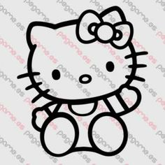 Pegame.es Online Decals Shop  #cat #cartoons #kids #hello_kitty #vinyl #sticker #pegatina #vinilo #stencil #decal