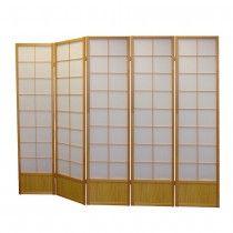 Paravent Mamoru mit Shoj Papier Divider, Room, Design, Furniture, Home Decor, Divider Screen, Paper, Lawn And Garden, Bedroom