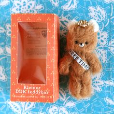 mohair bear | Flickr - Photo Sharing!