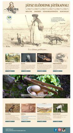 Veronika Dalos - webdesign