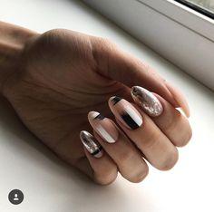 Minimalist Nails, Nail Decorations, Fabulous Nails, Perfect Nails, Gorgeous Nails, Nail Manicure, Nail Inspo, Hot Nails, Hair And Nails