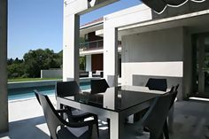 Stunning modern 3 bedroom villa, exquisitely finished inside and out. #France #Villa #home