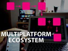 multiplatform-multiscreen-ecosystem by Bertram Gugel via Slideshare