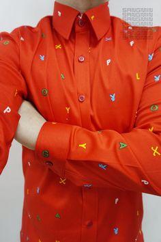 색깔 곱죵.ㅋㅋㅋ 컬러플한 패턴도 너무 이쁜 셔츠로 만들어 봤어요^^    컬러가 이정도는 되어야~ 봄이지.ㅎㅎ