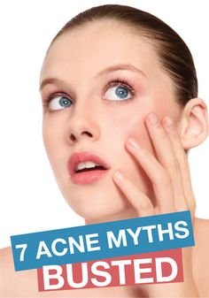 Can you believe these 7 acne remedies are total myths?