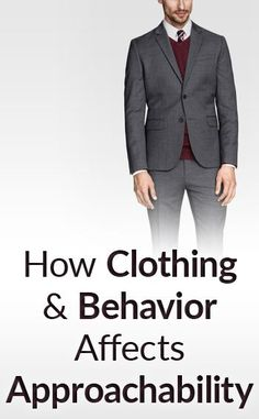 5 Clothing And Behavior Choices To Make You More Approachable