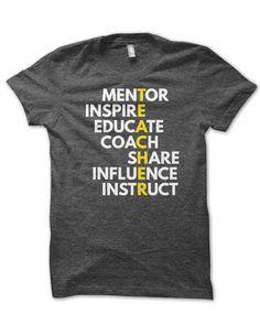 Inspirational Teacher