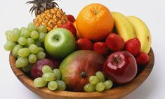 Fruits, NOT fruit JUICES, are the key to health and wellness.