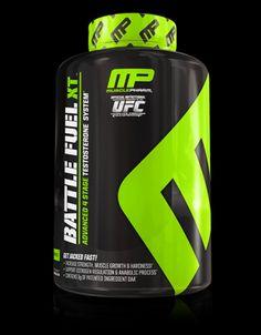 Muscle Pharm Battle Fuel XT