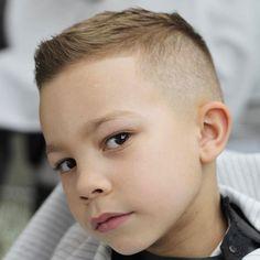 Cool Kids Haircuts,The Best Boys Haircuts Of 2019 Popular Cool Boys Haircuts 2019 Boys Short Haircuts Kids, Young Boy Haircuts, Boys Fade Haircut, Short Hair For Boys, Boys Haircut Styles, Kids Hairstyles Boys, Short Fade Haircut, Little Boy Hairstyles, Toddler Boy Haircuts