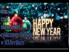 MxRevShare... z życzeniami na Nowy 2016 rok