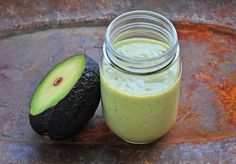 Today's breakfast: a smoothie of avocado, banana, orange, dates, and apple. The perfect good morning pick me up after a night of dancing and gin-and-tonic'ing at a friend's wedding. Feeling ...