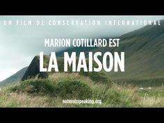La Nature Parle: Marion Cotillard est La Maison - YouTube