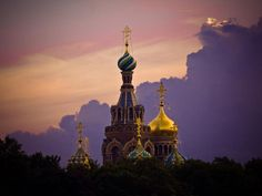 St. Petersburg, Russia.  One of the most interesting, and yet little studied cities.