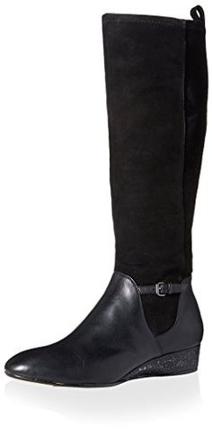 Taryn Rose Women's Fuller Boot,Black,7.5 M US ** Read more reviews of the product by visiting the link on the image.