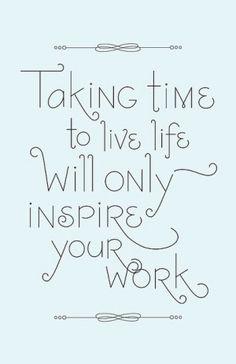 study - wall of inspiration