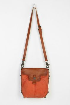 Frye Tracy Leather Crossbody Bag