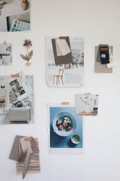 my scandinavian home: Office spaces