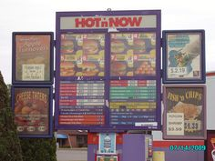 """Hot N Now Menu     Fill your autoresponder every time using the """"Full Meal Deal"""""""