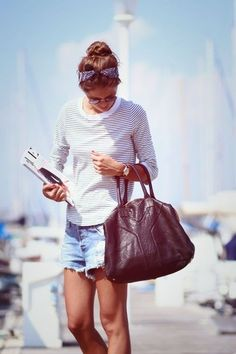 M-street-style: SUMMER TIME