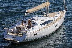 Impression 45 in navigazione Dream Life, Sailing Yachts, Tropical, Ships, Candle, Sailing, Caribbean, Greece, Majorca
