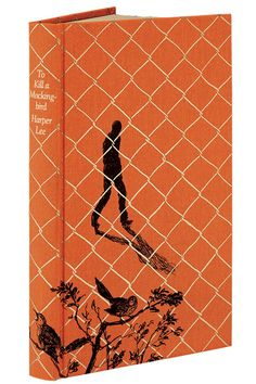 To Kill a Mockingbird by Harper Lee (£26.95, The Folio Society)