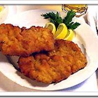 Wienerschnitzel Breaded Veal Cutlet Recipe