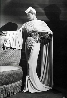 Gilbert Adrian costume design for George Cukor's 1939 film The Women