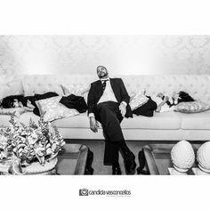O sono de quem aproveitou pra chuchu...  Foto: @thgo.coutto (Thiago Coutto)  Casamento Ana Laura e Yuri  Conheça mais do nosso trabalho em:  www.candidavasconcellos.com.br