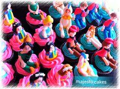 disney princess and prince cupcakes by majesto cake studio