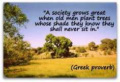 -greek proverb