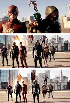 4 Nights Crossover Event New Trailer! - Heroes v Aliens: The Dominators | The CW #Arrow #TheFlash #Supergirl #LegendsofTomorrow