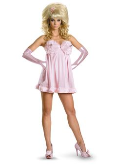 Austin Powers Fembot Deluxe Costume - Hollywood and TV costumes at Escapade™ UK - Escapade Fancy Dress on Twitter: @Escapade_UK