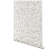 Emily Isabella for Hygge & West Otomi in Pewter Wallpaper