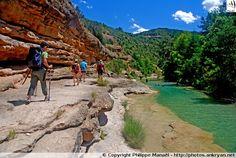 Aux abords du Rio Alcanadre (Sierra de Guara, au pays des canyons / Espagne) - Ankryan Photos