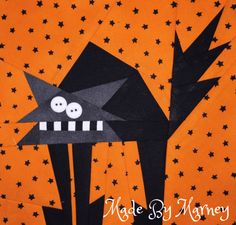 More Halloween Paper Pieced Patterns AND 2 FREE Patterns