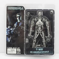 NECA The Terminator Judgment Day Rise of The Machines 6style Action Figure