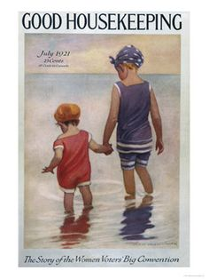Early Magazine Covers - 1920s Vintage Magazine Covers - Good Housekeeping#slide-5#slide-5