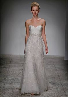 Kenneth Pool Dress- I shockingly kind of love this dress. it sparkles but is classic