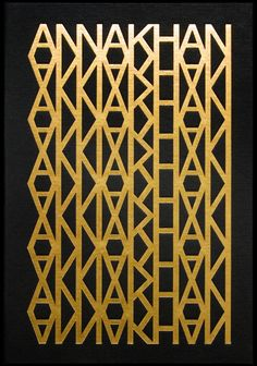 Gabor Palotai Design - Annakhan