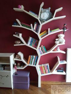 Półka drzewo 210x130x18cm